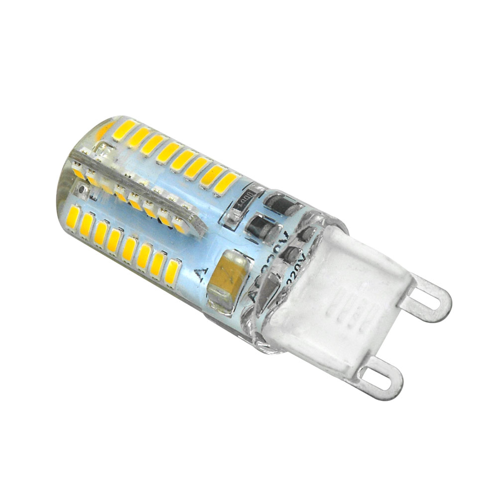 mengsled mengs g9 3w led corn light 64x 3014 smd leds led bulb in warm white cool white. Black Bedroom Furniture Sets. Home Design Ideas
