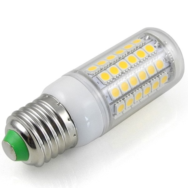 Mengsled mengs e27 12w led corn light 69x 5050 smd leds for Offerte lampadine a led e 27