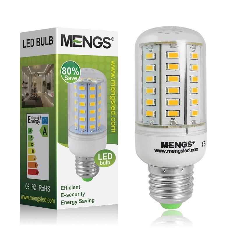 MengsLED – MENGS® E27 10W LED Corn Light 60x 5730 SMD LEDs ...