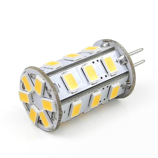 mengsled mengs g4 5w led light 24x 5730 smd leds led lamp bulb dc 12v in warm white cool. Black Bedroom Furniture Sets. Home Design Ideas