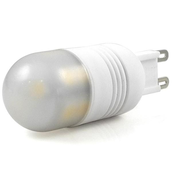 mengsled mengs g9 2w led light 12x 5050 smd leds led. Black Bedroom Furniture Sets. Home Design Ideas