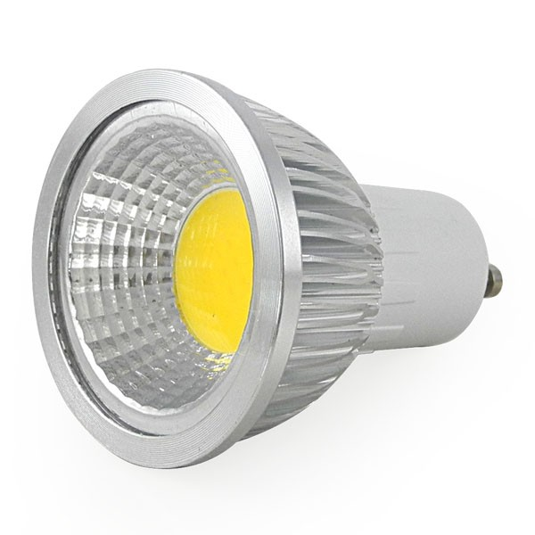 Mengsled Mengs Gu10 3w Led Dimmable Spotlight Cob Leds Led Lamp Bulb In Warm Cool White
