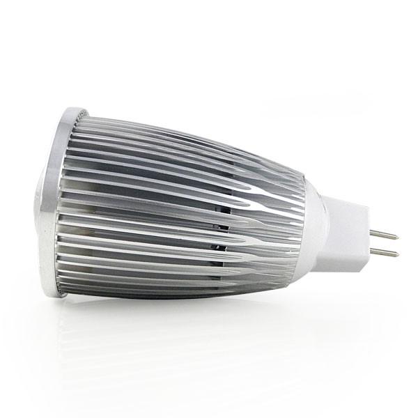 mengsled mengs mr16 7w led spotlight cob leds led bulb dc 12v in warm white cool white. Black Bedroom Furniture Sets. Home Design Ideas