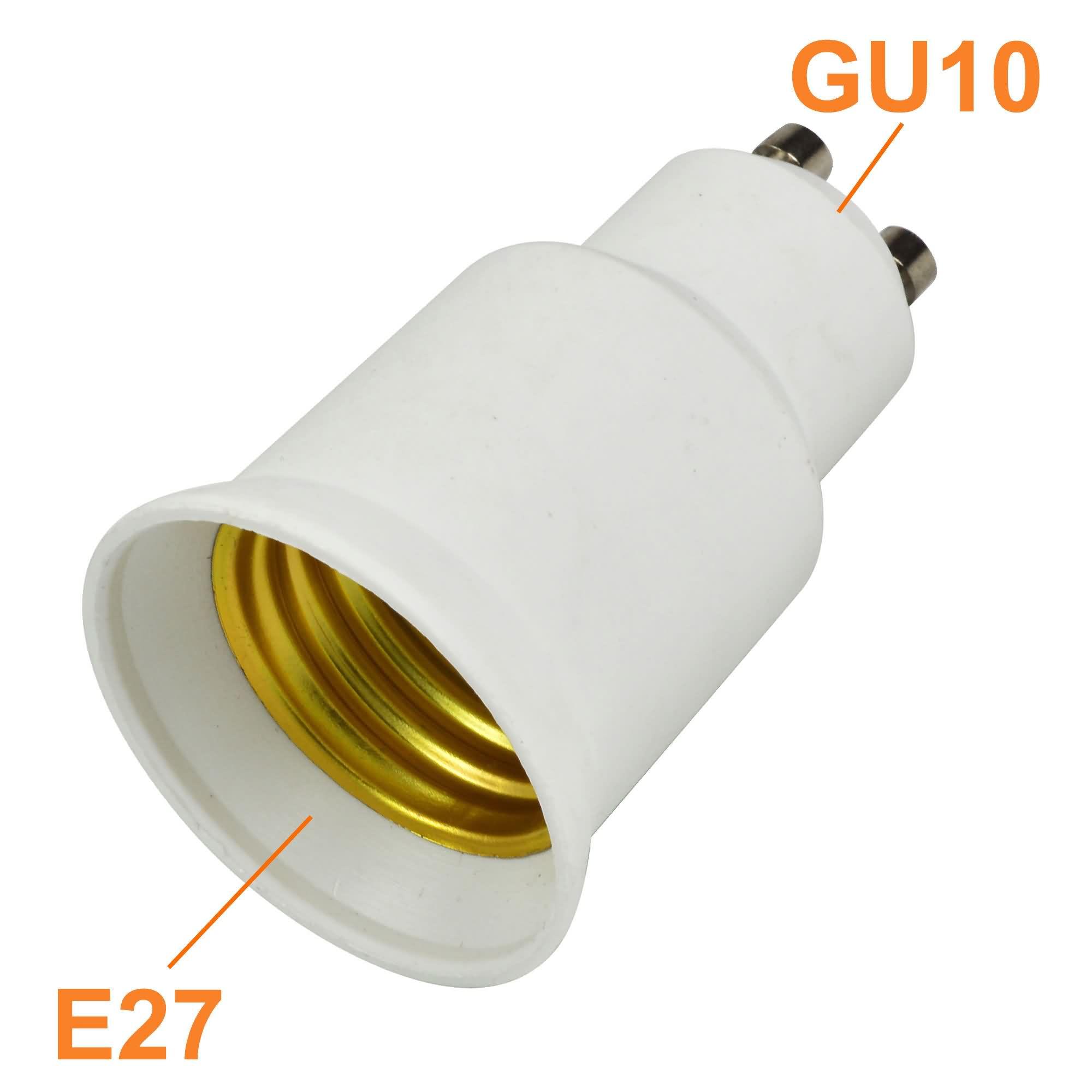 Gu10 Base: MENGS® High Quality Lamp Base Adapter GU10 To