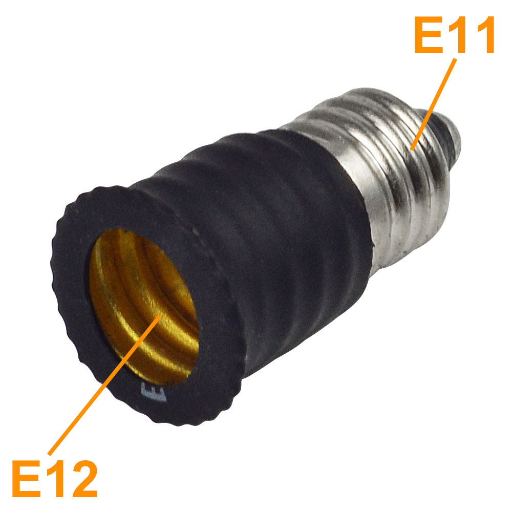 Mengsled Mengs 174 E11 To E12 Base Socket Holder Mini Led