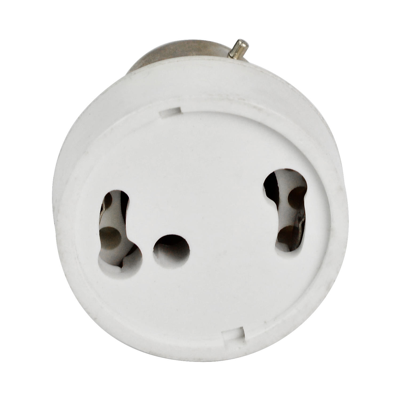 mengs high quality lamp base adapter b22 to gu24 led light bulb socket converter product01 - Gu24 Led