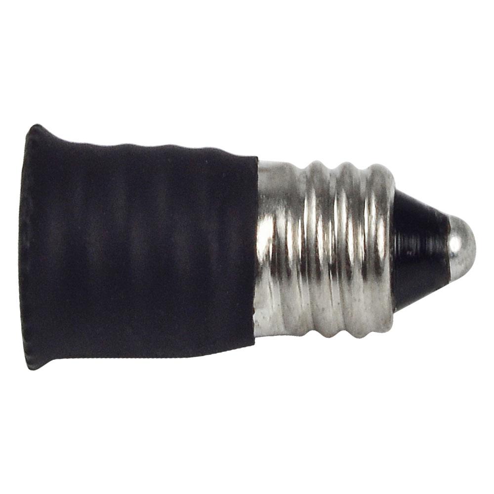 mengs e11 to e12 base socket holder mini led light bulb adapter. Black Bedroom Furniture Sets. Home Design Ideas