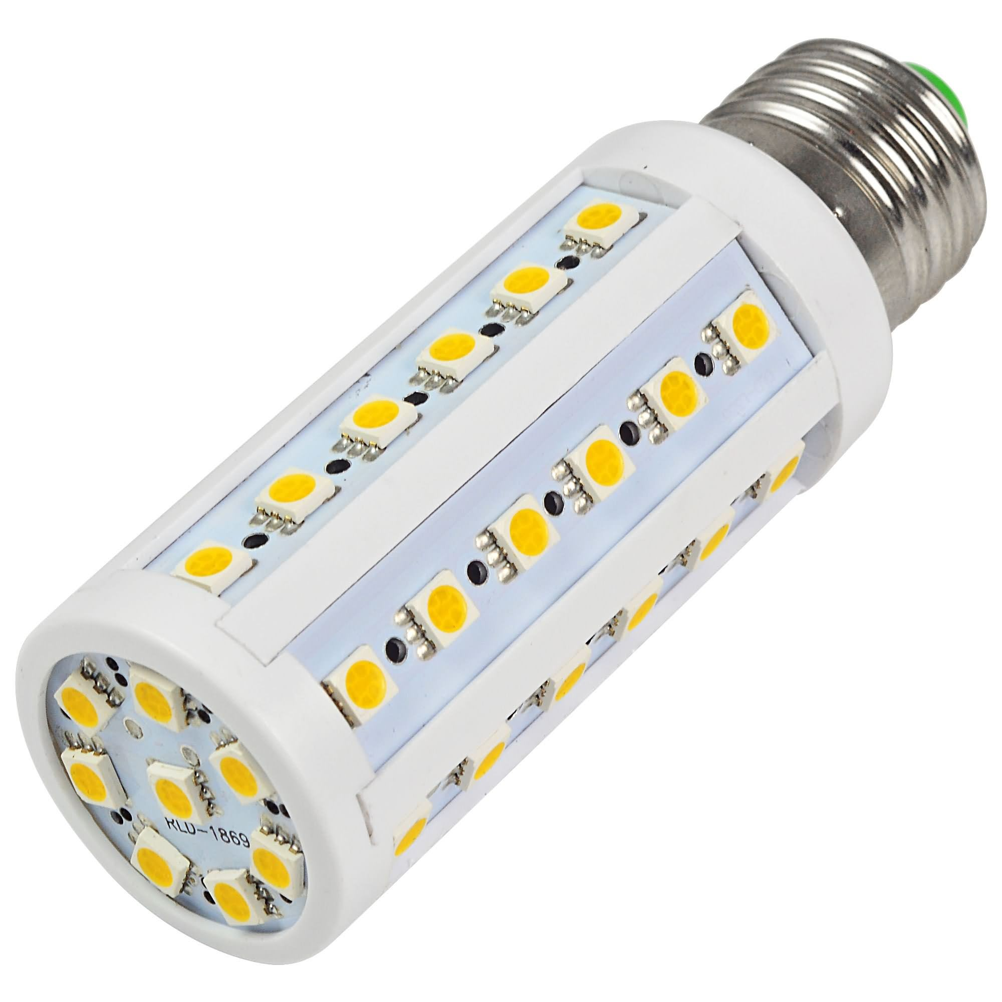 Mengsled Mengs E27 7w Led Corn Light 42x 5050 Smd Leds Led Bulb In Warm White Cool White