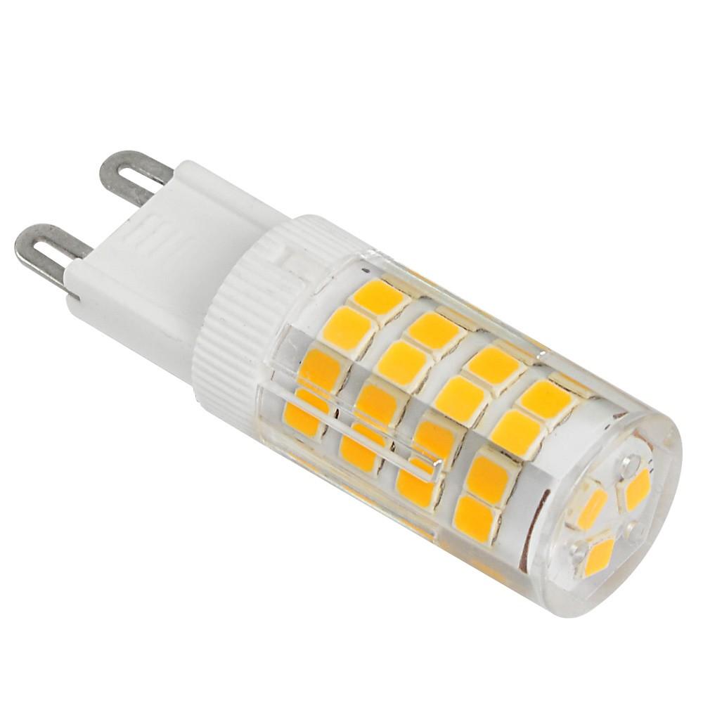 mengsled mengs g9 5w led corn light 51x 2835 smd leds led bulb lamp in warm white cool white. Black Bedroom Furniture Sets. Home Design Ideas