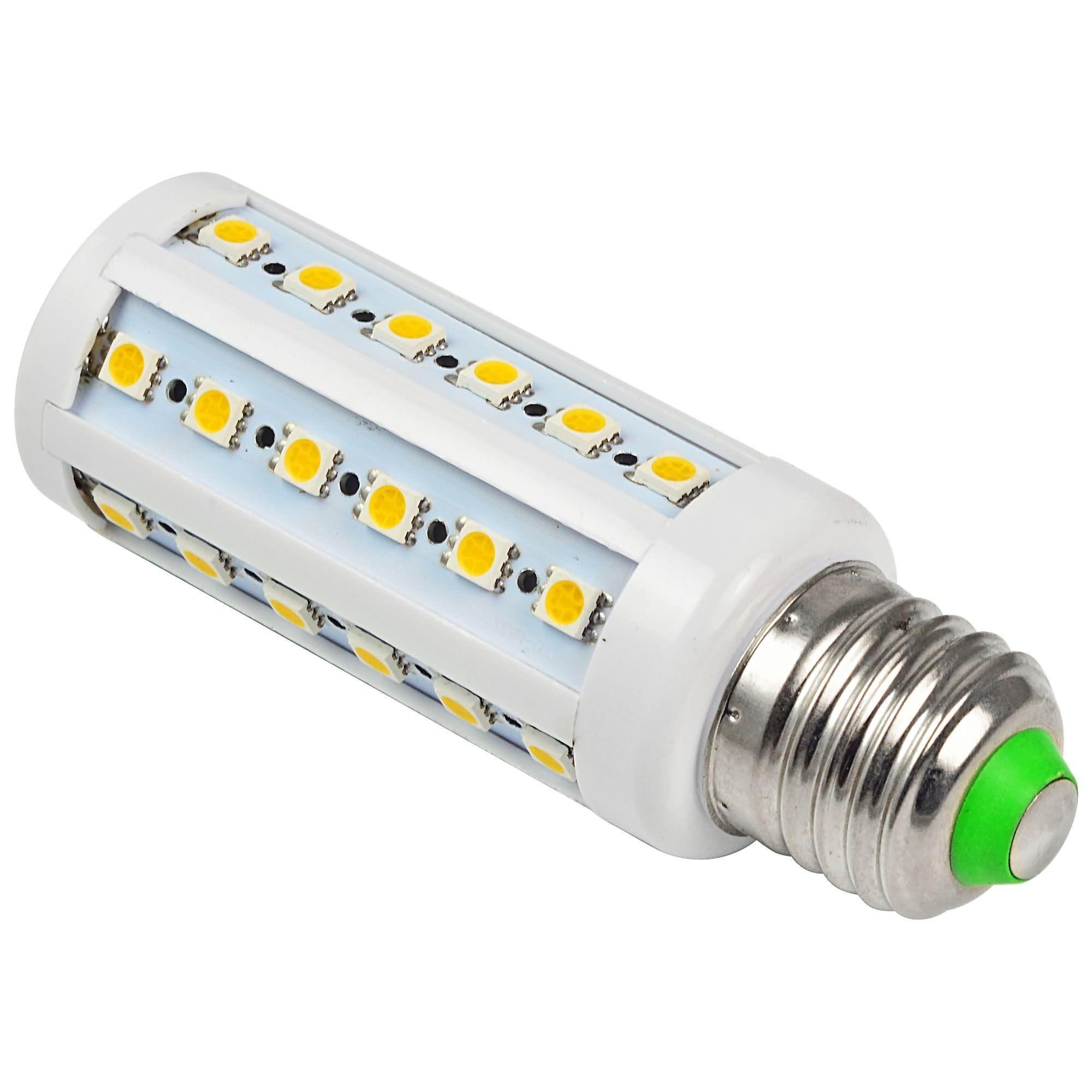 mengsled mengs e27 7w led corn light 42x 5050 smd leds led bulb in warm white cool white. Black Bedroom Furniture Sets. Home Design Ideas