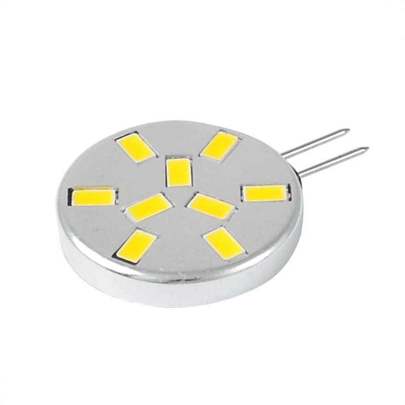mengsled mengs g4 3w led light 9x 5730 smd leds led lamp bulb ac dc 10 30v in warm white cool. Black Bedroom Furniture Sets. Home Design Ideas