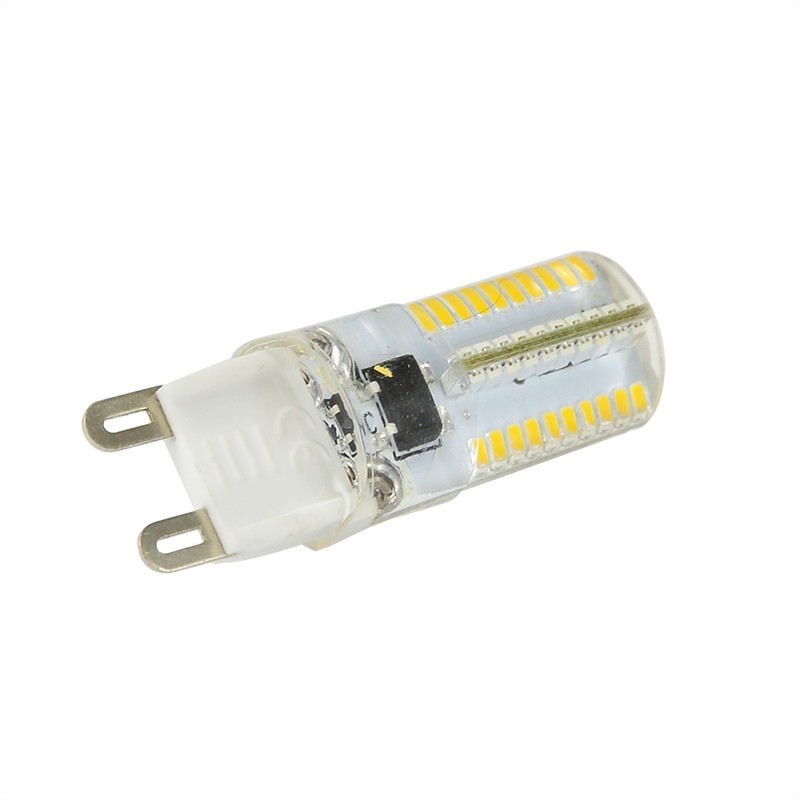 Mengsled mengs g9 4w led dimmable corn light 80x 3014 for Lampadine g9 led