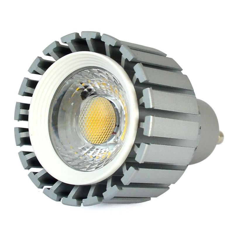 mengsled mengs gu10 8w led spotlight cob led lamp bulb in warm white cool white energy saving. Black Bedroom Furniture Sets. Home Design Ideas