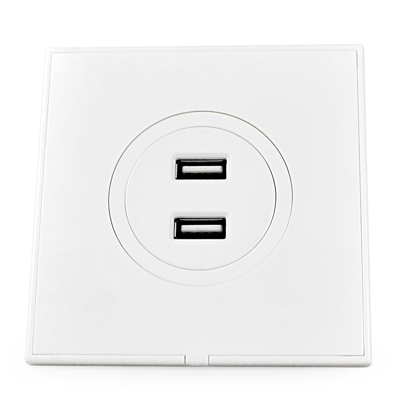 Mengsled Mengs 174 Double Usb Charging Wall Socket Input