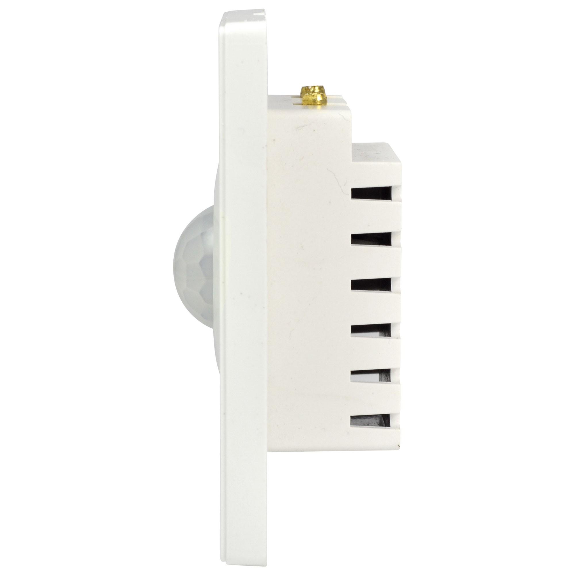 Mengsled Mengs R 181 Pir Infrared Motion Sensor Light Switch For Led Low Energy Saving Bulbs