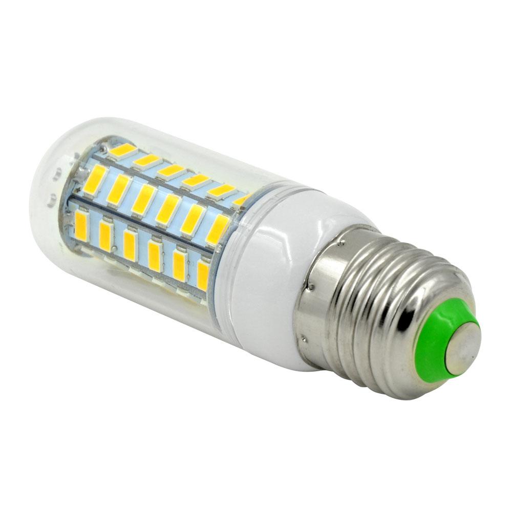 Mengsled Mengs E27 7w Led Corn Light 56x 5730 Smd Leds Led Bulb Lamp Ac 220 240v In Warm Cool