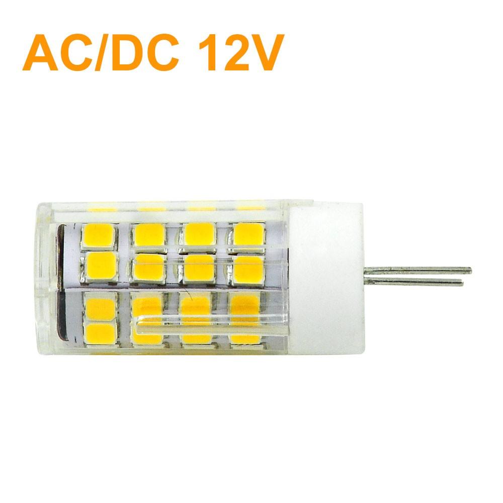 mengsled mengs g4 5w led corn light 51x 2835 smd leds led lamp ac dc 12v in warm cool white. Black Bedroom Furniture Sets. Home Design Ideas