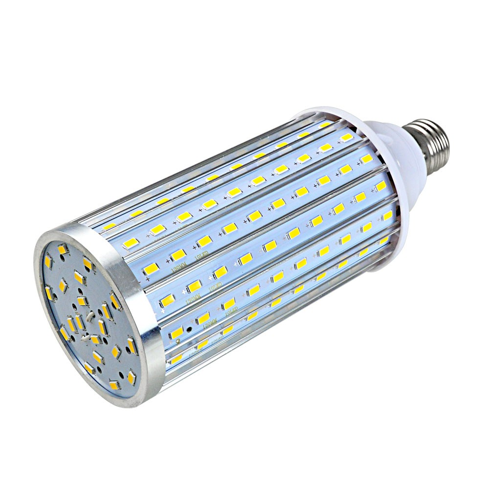 Mengsled mengs e27 45w led corn light 180x 5730 smd led bulb lamp with aluminum plate in cool Bulbs led