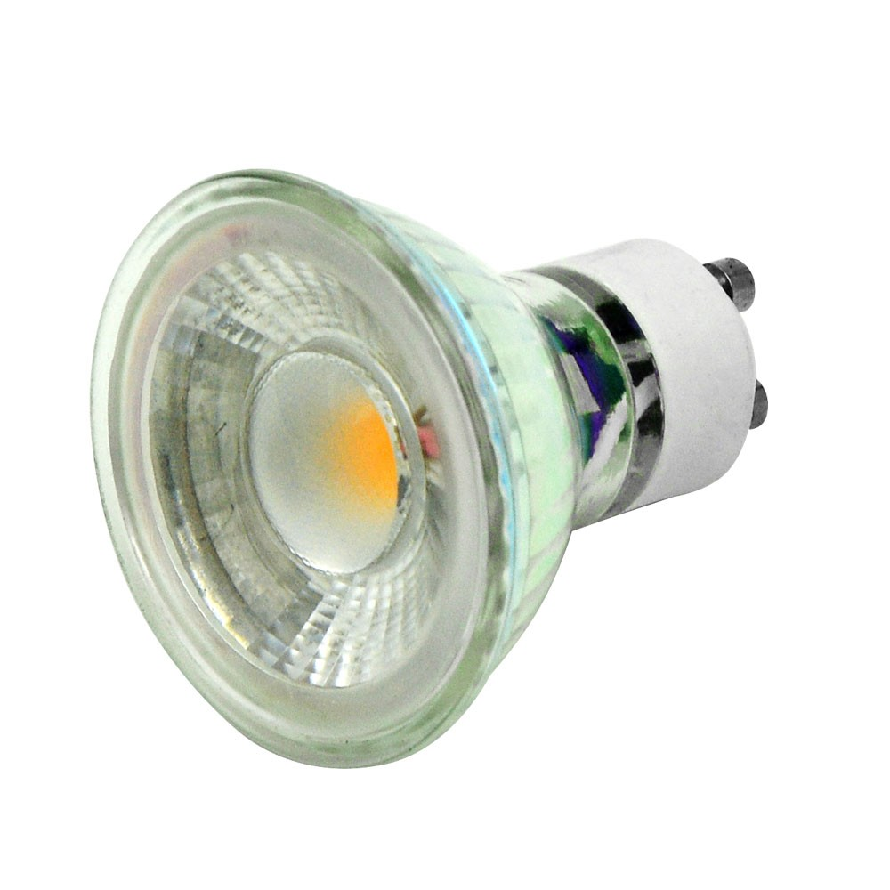 Mengsled Mengs Gu10 5w Led Spotlight Cob Led Lamp In Warm Cool White Energy Saving Light