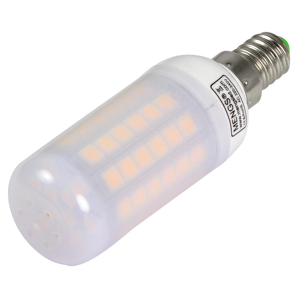 mengsled mengs e14 9w led corn light 69x 5050 smd led lamp bulb in warm white cool white. Black Bedroom Furniture Sets. Home Design Ideas