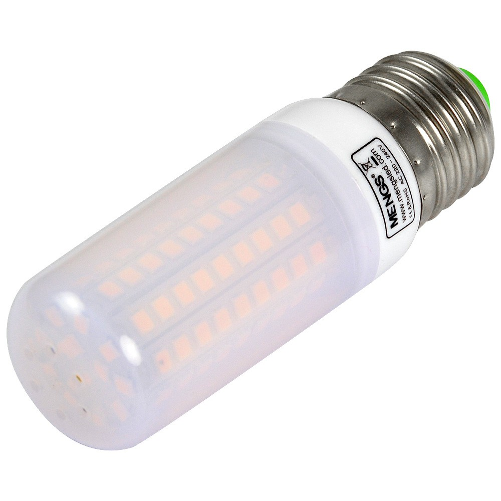 Mengsled Mengs E27 12w Led Corn Light 102x 2835 Smd Led Lamp Bulb In Warm White Cool White