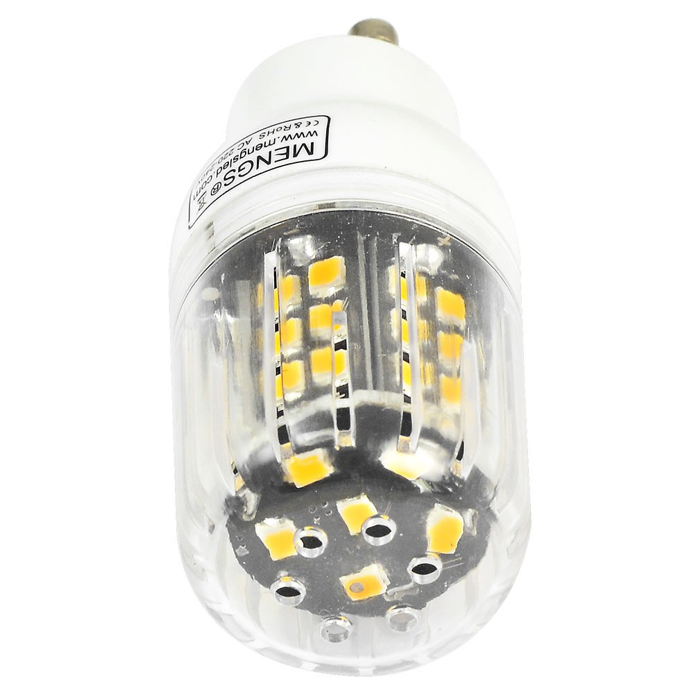 Mengsled Mengs Gu10 5w Led Corn Light 42x 2835 Smd Led Bulb Lamp In Warm White Cool White