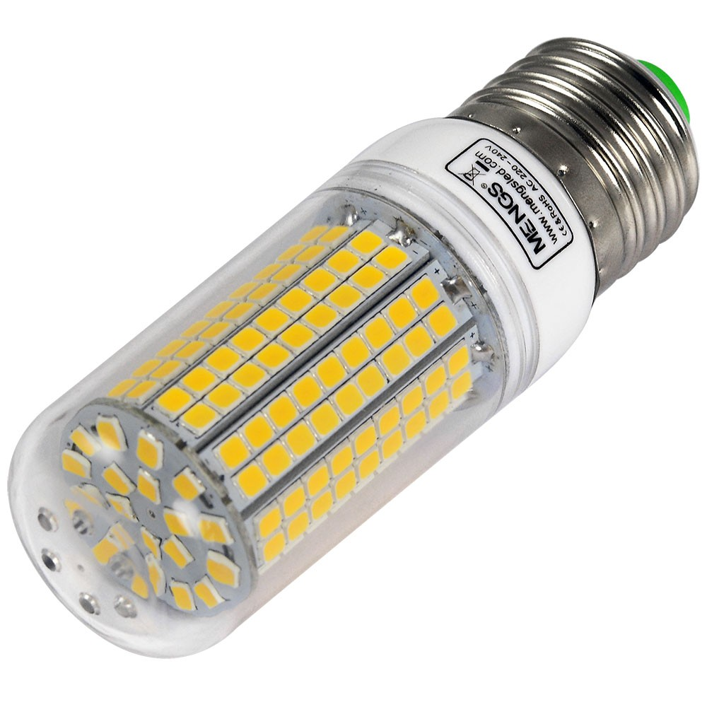 Mengsled Mengs E27 10w Led Corn Light 180x 2835 Smd Led Bulb Lamp In Warm White Cool White