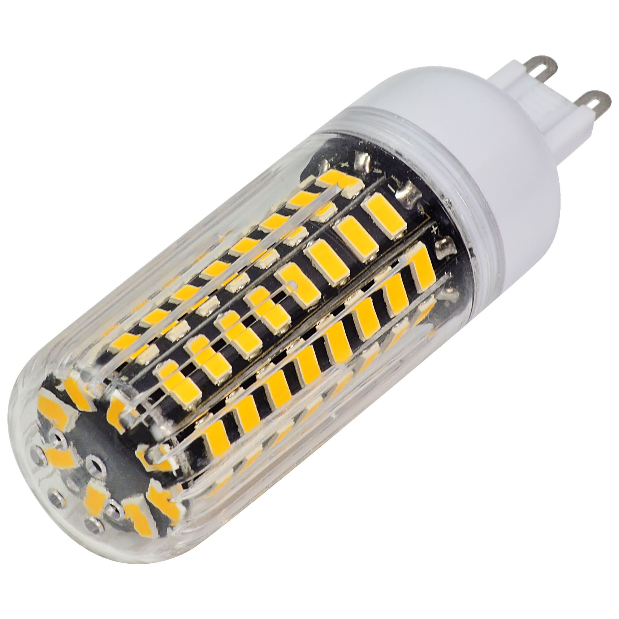 Mengsled Mengs G9 11w Led Corn Light 80x 5733 Smd Led Bulb Lamp In Warm White Cool White