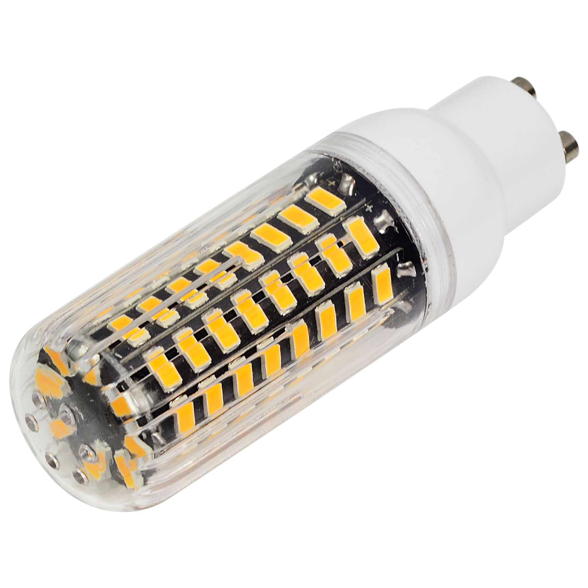 Mengsled Mengs Gu10 11w Led Corn Light 80x 5733 Smd Led Bulb Lamp In Warm White Cool White