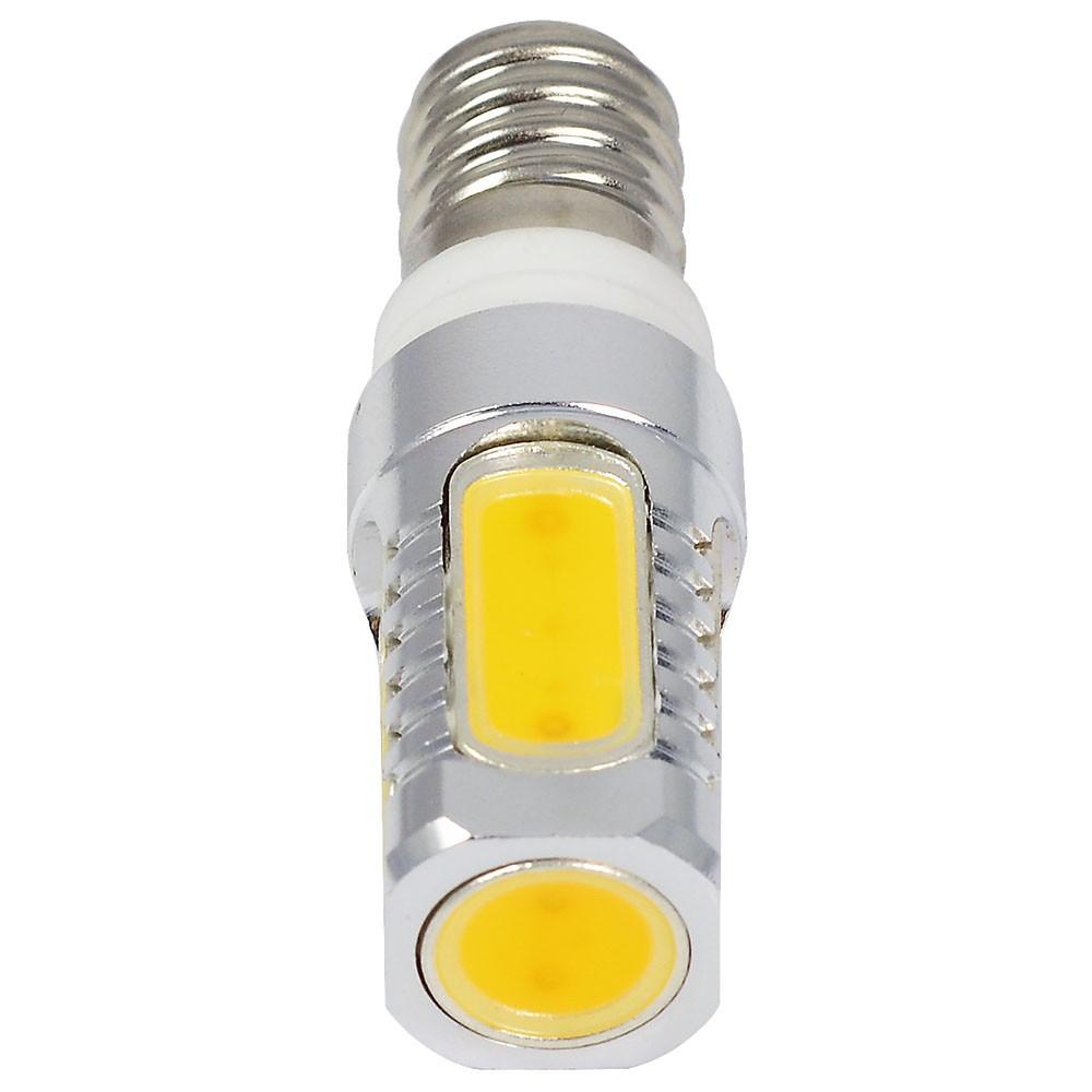 Mengsled Mengs E14 6w Led Light Cob Led Bulb Lamp In Warm White Cool White Energy Saving Lamp