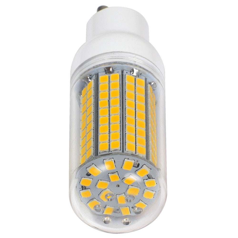 Mengsled Mengs Gu10 10w Led Corn Light 180x 2835 Smd Led Bulb Lamp In Warm White Cool White