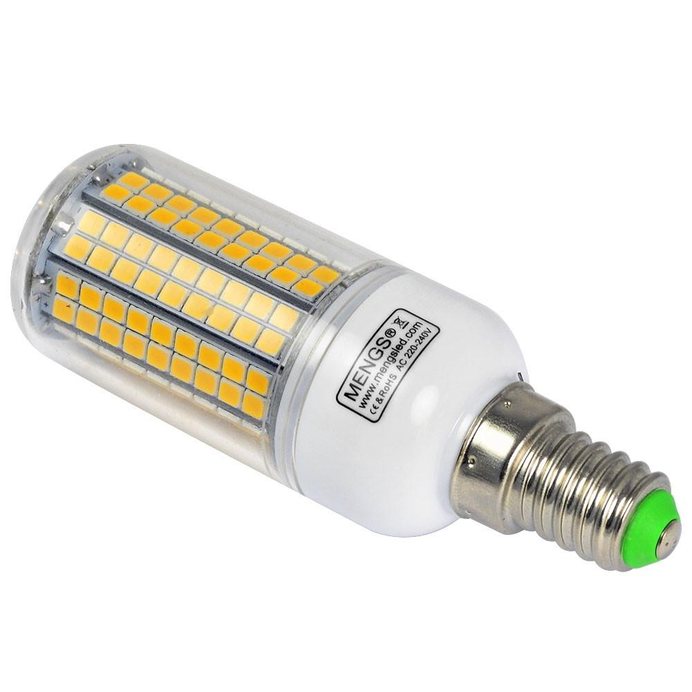 mengsled mengs 174 e14 10w led corn light 180x 2835 smd led bulb l in warm white cool white