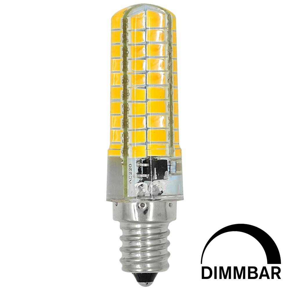 Mengsled mengs e12 7w led dimmable light 80x 5730 smd E12 light bulb