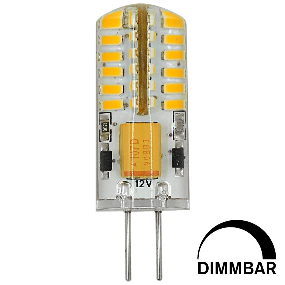 mengsled mengs g4 3w led dimmable light 48x 3014 smd led bulb lamp dc 12v in warm white cool. Black Bedroom Furniture Sets. Home Design Ideas