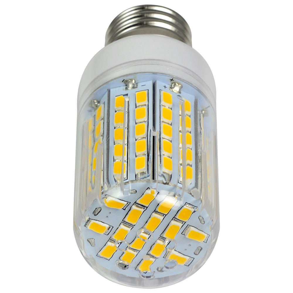 mengsled mengs e27 15w led dimmable corn light 96x 5730 smd led bulb lamp in warm white cool. Black Bedroom Furniture Sets. Home Design Ideas