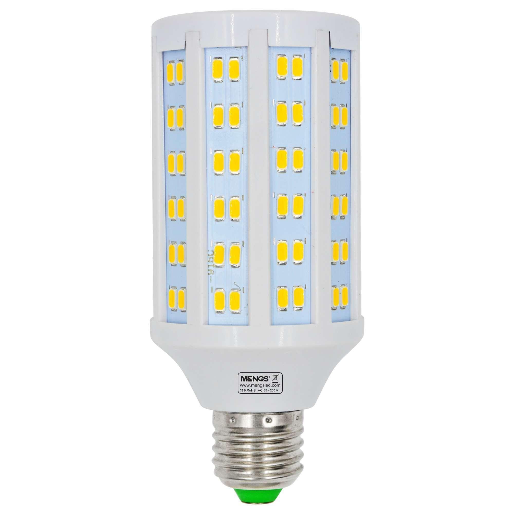 mengsled mengs e27 20w led corn light 144x 5730 smd led bulb lamp ac 85 265v in warm white. Black Bedroom Furniture Sets. Home Design Ideas