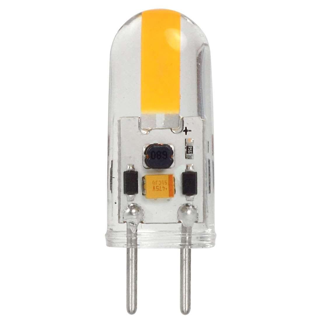 Mengsled Mengs 3w Led Light Cob Led Bulb Lamp Ac Dc 12v In Warm White Cool White