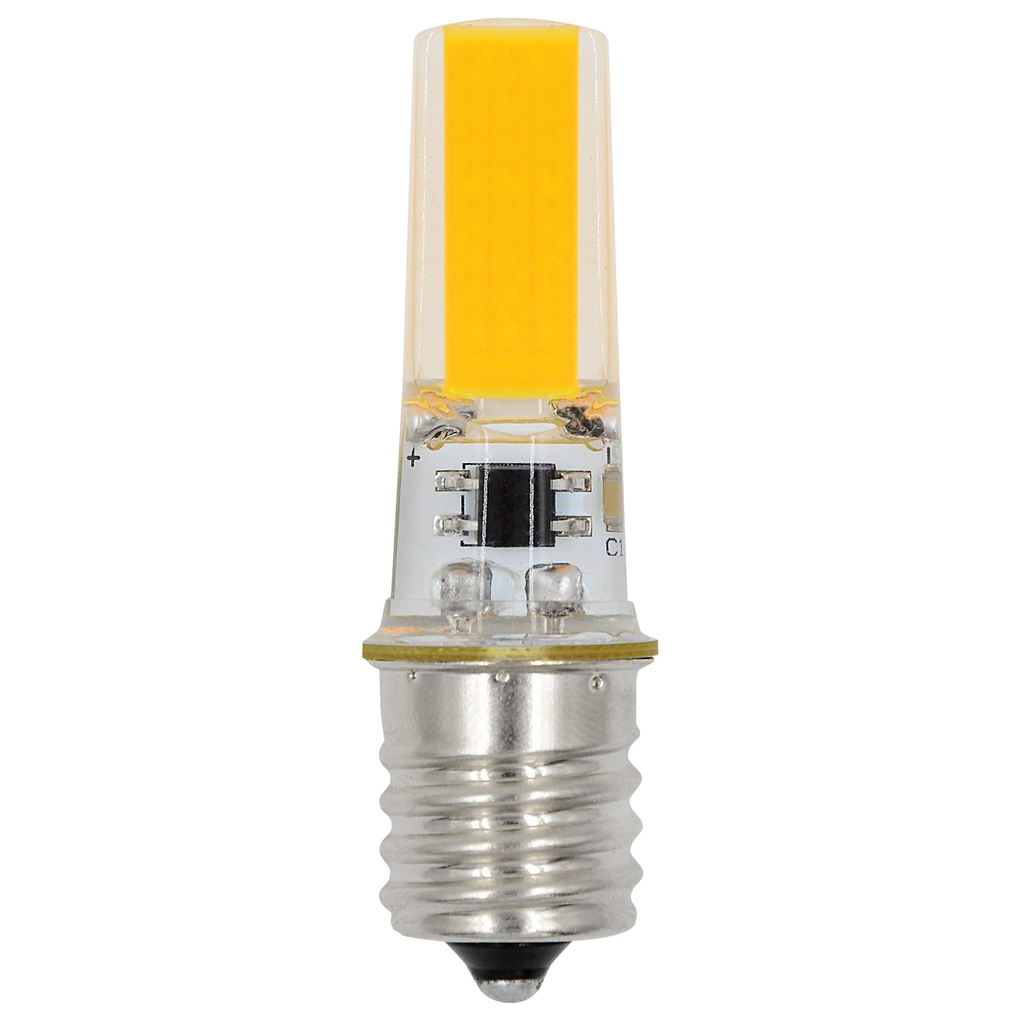 mengsled mengs e17 3w led light cob led bulb lamp ac. Black Bedroom Furniture Sets. Home Design Ideas