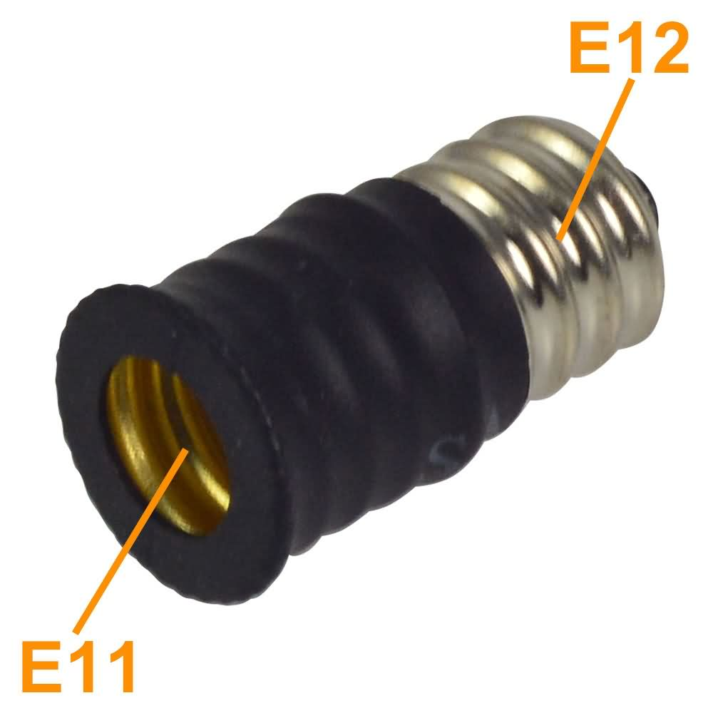 Mengsled Mengs 174 High Quality Lamp Base Adapter E12 To