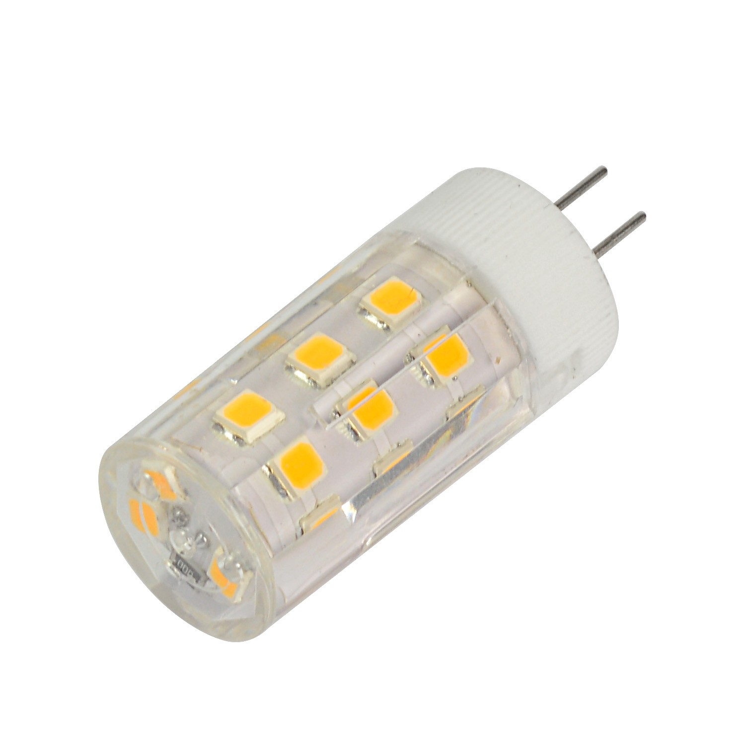 mengsled mengs g4 3w led light 27x 2835 smd led bulb. Black Bedroom Furniture Sets. Home Design Ideas