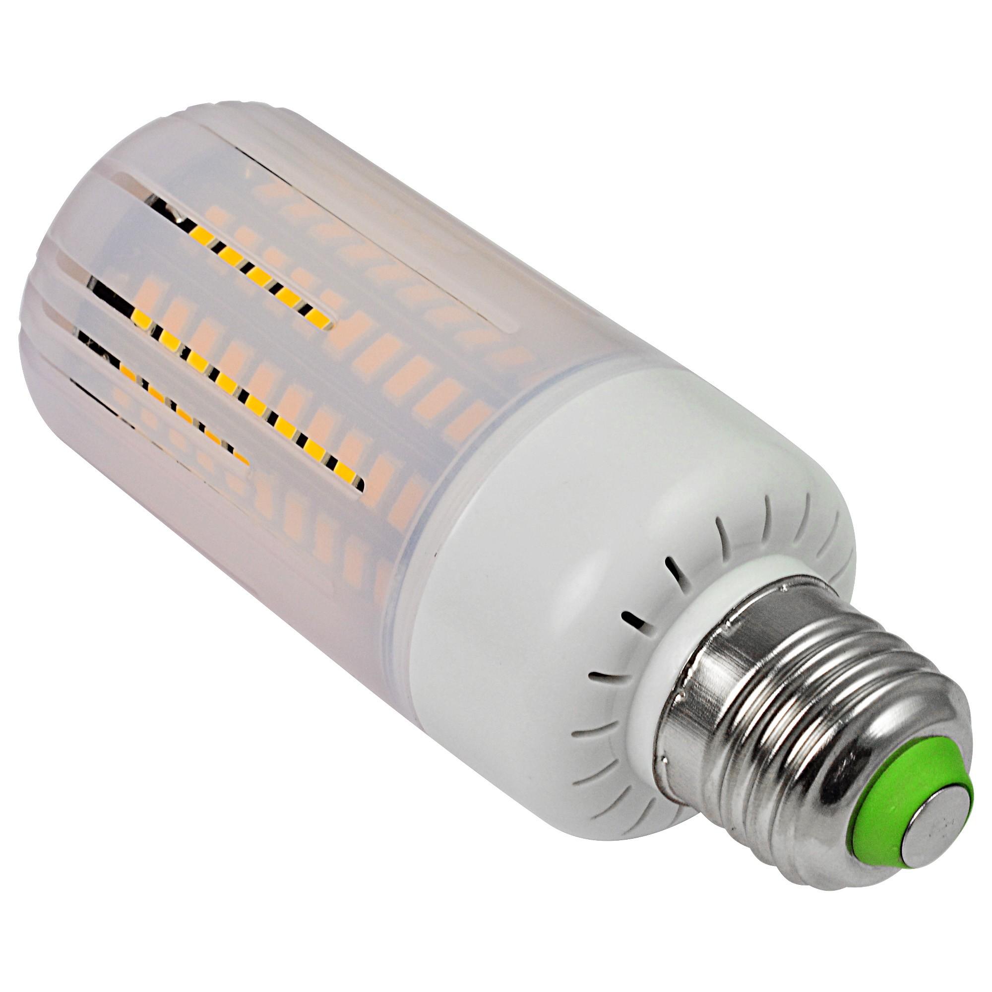 mengsled mengs anti strobe e27 15w led corn light 120x 5736 smd lb led bulb lamp in warm. Black Bedroom Furniture Sets. Home Design Ideas