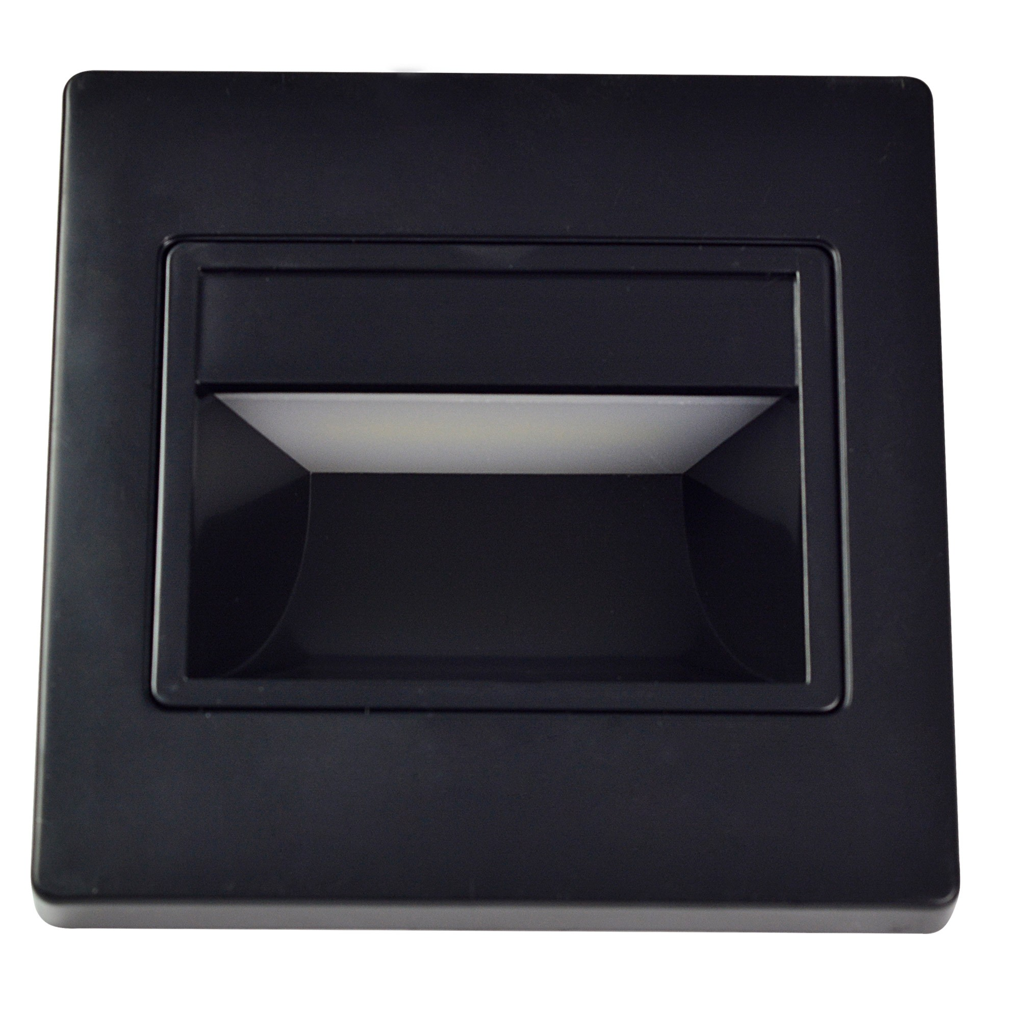 Vega Wall Lamp Black Led 5w : MengsLED MENGS 1.5W LED Wall Step Light 20x 2835 SMD LEDs LED Stair Lamp In Warm White/Cool ...