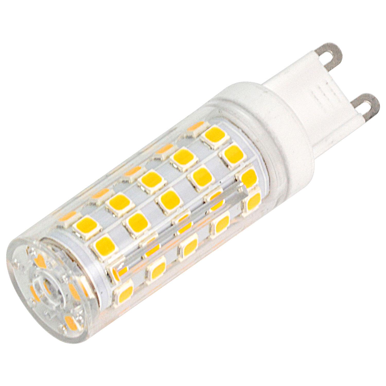 mengsled mengs g9 10w led light 64x 2835 smd led bulb lamp in warm white cool white energy. Black Bedroom Furniture Sets. Home Design Ideas