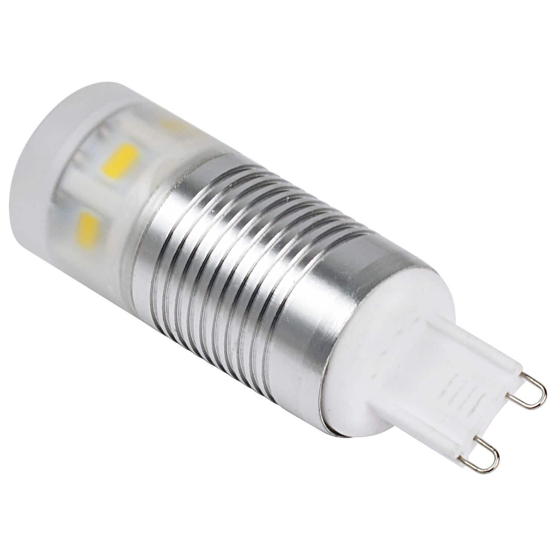 mengsled mengs g9 4w led light 9x 5630 smd leds led lamp bulb in warm white cool white energy. Black Bedroom Furniture Sets. Home Design Ideas