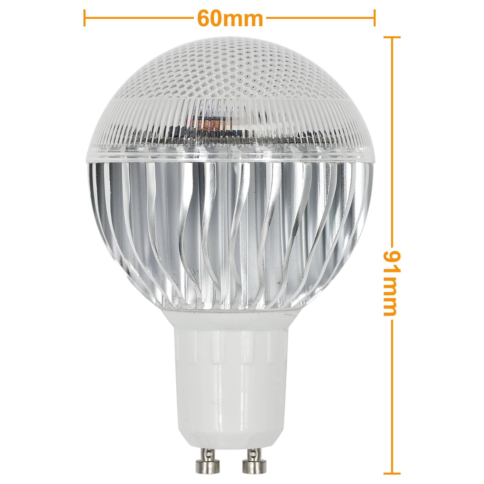 Mengsled Mengs Gu10 8w Led Rgb Light 16 Colour Changing Smd Leds Led Globe Lamp Bulb With Ir