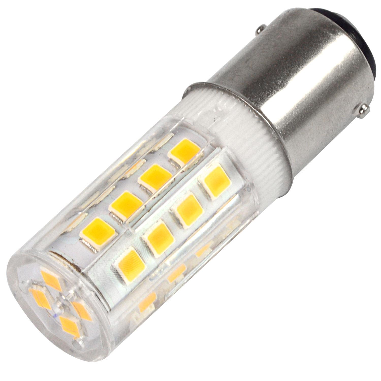 Mengsled Mengs B15d 3w Led Light 33x 2835 Smd Led Bulb Lamp In Warm White Cool White Energy