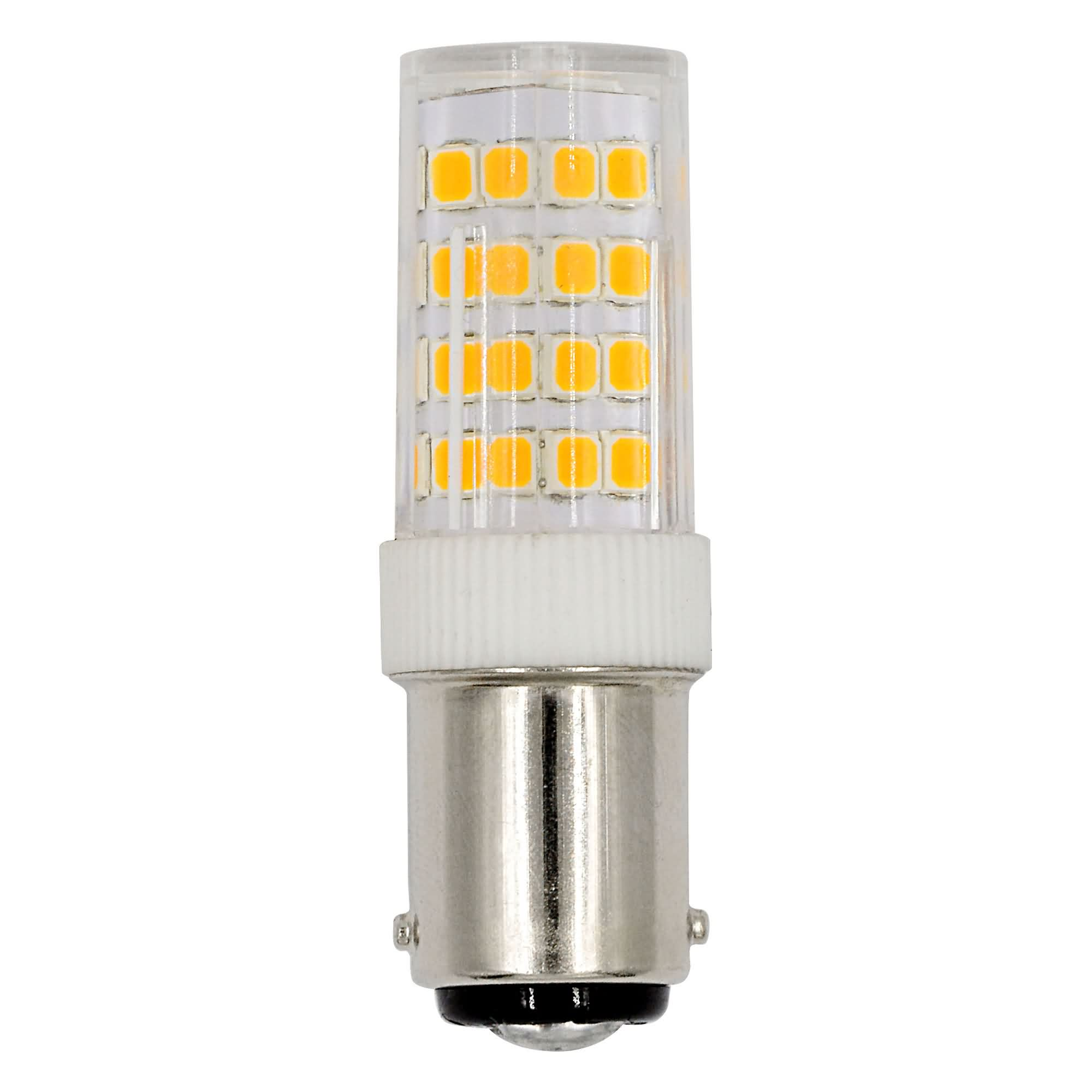 Mengsled Mengs B15d 5w Led Light 52x 2835 Smd Led Bulb Lamp In Warm White Cool White Energy