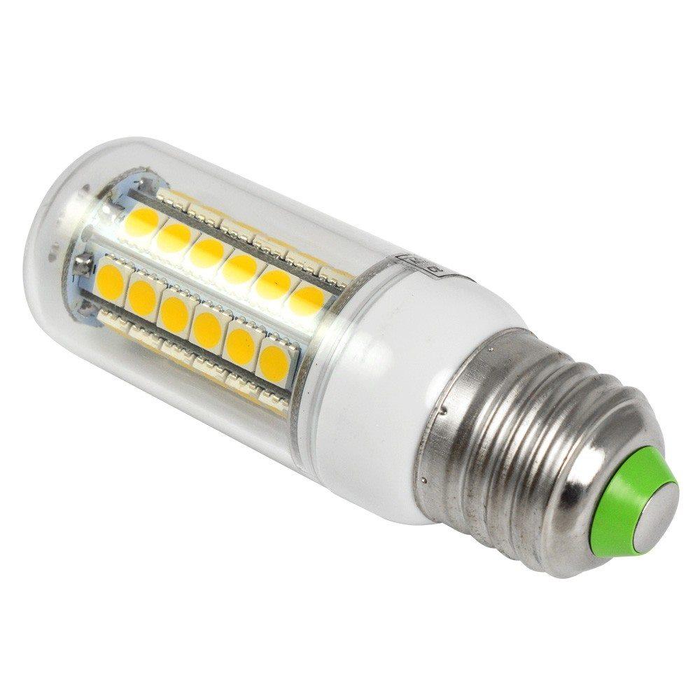 MengsLED – MENGS® E27 8W LED Corn Light 48x 5050 SMD LEDs ...