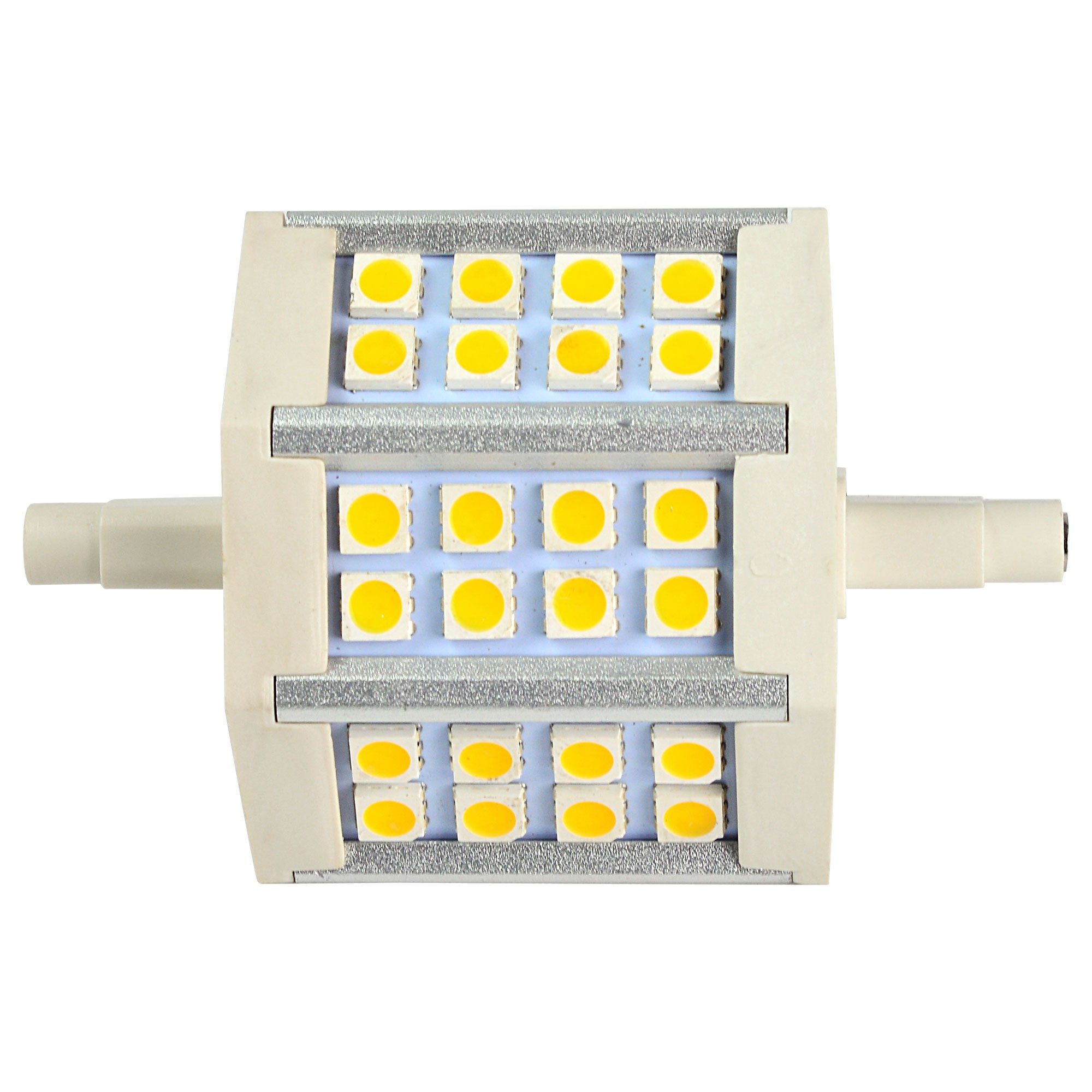 Mengsled Mengs R7s 5w Led Light 24x 5050 Smd Leds Led