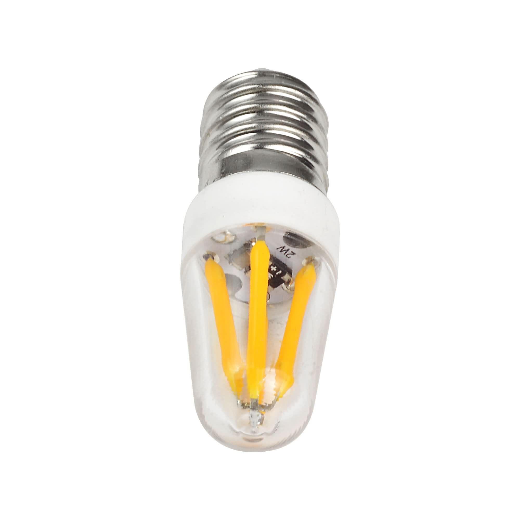 MengsLED – MENGS® E14 3W LED Light With PC Material COB LED